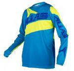 Porovnání ceny Motokrosový dres ALIAS MX A2 cyan/neonově žlutý 2160-347 M