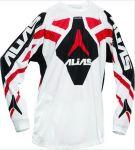 Porovnání ceny Motokrosový dres ALIAS MX A1 bílo/červený 2120-333 L