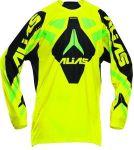 Porovnání ceny Motokrosový dres ALIAS MX A1 žluto/neonově zelený 2120-351 L