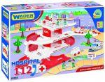 Porovnání ceny WADER Kid Cars 3D Nemocnice plast 4,8m v krabici