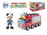Porovnání ceny Mickey Mouse hasičské vozidlo 24cm na baterie se světlem a zvukem