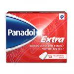 Porovnání ceny GlaxoSmithKline PANADOL EXTRA 500MG/65MG TBL FLM 30 I