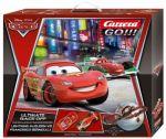 Porovnání ceny Autodráha Carrera GO!!! Disney Cars 2 - Ultimate Race off + DÁREK