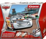 Porovnání ceny Autodráha Carrera GO!!! Disney Cars 2 - Silver Speeders