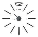 Porovnání ceny Samolepící hodiny G21 Elegant Style HM4-WSC-10E028; HM4-WSC-10E028