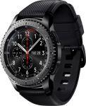 Porovnání ceny Samsung Gear S3 frontier - hodinky, černá; SM-R760NDAAXEZ