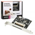 Porovnání ceny AXAGO SATA - 1x Compact Flash adapter interní; RSC-C1