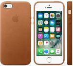 Porovnání ceny Apple iPhone SE Leather Case, Saddle Brown; MNYW2ZM/A