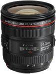 Porovnání ceny Canon EF 24-70mm f/4.0 L IS USM; 6313B005AA