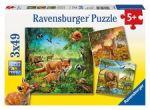 Porovnání ceny Ravensburger Země živočichů 3x49d