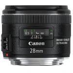 Porovnání ceny CANON EF 28 mm f/2.8 IS USM
