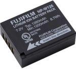 Porovnání ceny FUJIFILM NP-W126S akumulátor pro X-Pro2, X-T2/20, X-E3/M1/A3, HS50, X100F
