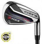 Porovnání ceny Cobra Golf Cobra F-Max One Length pánská železa, grafit pánské, pravé, regular, 5PS (7 želez), grafit