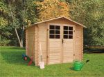 Porovnat ceny LANIT PLAST, S.R.O. záhradný domček LANITPLAST PAVEL 290 x 250 cm