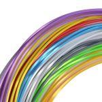 Porovnání ceny ELEGANT STYLE s.r.o. Sada náplní pro 3D pero 8 perleťových barev - PLA