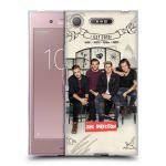 Porovnání ceny Head Case Designs Silikonové pouzdro na mobil Sony Xperia XZ1 - Head Case - One Direction - EST 2010