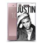 Porovnání ceny Head Case Designs Silikonové pouzdro na mobil Sony Xperia XZ1 - Head Case - Justin Bieber Official - Póza