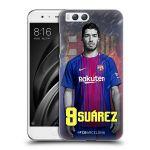Porovnání ceny Head Case Designs Plastové pouzdro na mobil Xiaomi Mi6 - Head Case - FC Barcelona - Luis Suárez 9