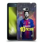 Porovnání ceny Head Case Designs Plastové pouzdro na mobil Microsoft Lumia 640 - Head Case - FC Barcelona - Lionel Messi 10