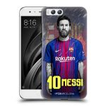 Porovnání ceny Head Case Designs Plastové pouzdro na mobil Xiaomi Mi6 - Head Case - FC Barcelona - Lionel Messi 10
