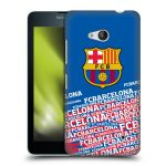 Porovnání ceny Head Case Designs Plastové pouzdro na mobil Microsoft Lumia 640 - Head Case - FC Barcelona - Impact