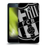 Porovnání ceny Head Case Designs Silikonové pouzdro na mobil Microsoft Lumia 640 - Head Case - FC Barcelona - Velké logo