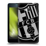 Porovnání ceny Head Case Designs Plastové pouzdro na mobil Microsoft Lumia 640 - Head Case - FC Barcelona - Velké logo