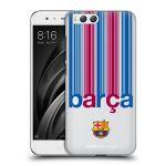 Porovnání ceny Head Case Designs Plastové pouzdro na mobil Xiaomi Mi6 - Head Case - FC Barcelona - Barca - čiré