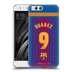 Porovnání ceny Head Case Designs Plastové pouzdro na mobil Xiaomi Mi6 - Head Case - FC Barcelona - Dres Suárez