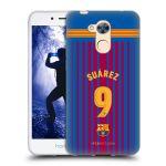 Porovnání ceny Head Case Designs Silikonové pouzdro na mobil Honor 6A - Head Case - FC Barcelona - Dres Suárez