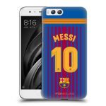 Porovnání ceny Head Case Designs Plastové pouzdro na mobil Xiaomi Mi6 - Head Case - FC Barcelona - Dres Messi