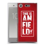 Porovnání ceny Head Case Designs Silikonové pouzdro na mobil Sony Xperia XZ1 Compact - Head Case - Liverpool FC This Is Anfield Red