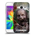 Porovnání ceny Head Case Designs Plastové pouzdro na mobil Samsung Galaxy Core Prime LTE HEAD CASE The Walking Dead - Walkers Jaw