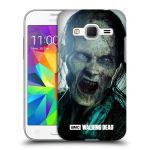 Porovnání ceny Head Case Designs Plastové pouzdro na mobil Samsung Galaxy Core Prime LTE HEAD CASE The Walking Dead - Walker Bite