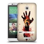 Porovnání ceny Head Case Designs Plastové pouzdro na mobil HTC Desire 510 HEAD CASE Živí mrtví - Ruka