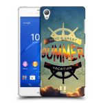 Porovnání ceny Head Case Designs Plastové pouzdro na mobil Sony Xperia Z3 D6603 HEAD CASE Letní prázdniny