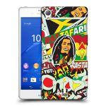 Porovnání ceny Head Case Designs Plastové pouzdro na mobil Sony Xperia Z3 D6603 HEAD CASE RASTA