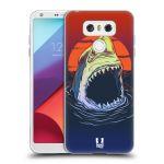 Porovnání ceny Head Case Designs Silikonové pouzdro na mobil LG G6 - Head Case HLADOVÝ ŽRALOK