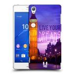 Porovnání ceny Head Case Designs Plastové pouzdro na mobil Sony Xperia Z3 D6603 HEAD CASE DREAMS