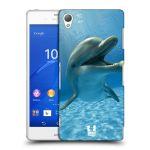 Porovnání ceny Head Case Designs Plastové pouzdro na mobil Sony Xperia Z3 D6603 HEAD CASE DIVOČINA – DELFÍN