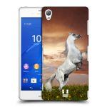 Porovnání ceny Head Case Designs Plastové pouzdro na mobil Sony Xperia Z3 D6603 HEAD CASE DIVOČINA – KŮŇ