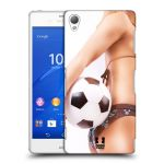 Porovnání ceny Head Case Designs Plastové pouzdro na mobil Sony Xperia Z3 D6603 HEAD CASE SEXY ZADEČEK