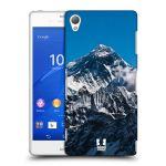 Porovnání ceny Head Case Designs Plastové pouzdro na mobil Sony Xperia Z3 D6603 HEAD CASE Mount Everest Peak