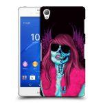 Porovnání ceny Head Case Designs Plastové pouzdro na mobil Sony Xperia Z3 D6603 HEAD CASE LEBKA GROUPIE