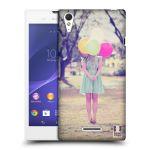 Porovnání ceny Head Case Designs Plastové pouzdro na mobil Sony Xperia T3 D5103 HEAD CASE BALON HOLKA