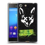 Porovnání ceny Head Case Designs Silikonové pouzdro na mobil Sony Xperia M5 HEAD CASE 5 Seconds of Summer - Fox
