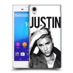 Porovnání ceny HEAD CASE Designs Plastové pouzdro na mobil Sony Xperia M4 Aqua E2303 HEAD CASE Justin Bieber Official - Póza
