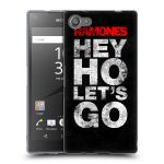 Porovnání ceny HEAD CASE Designs Silikonové pouzdro na mobil Sony Xperia Z5 Compact HEAD CASE The Ramones - HEY HO LET´S GO