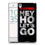 Porovnání ceny HEAD CASE Designs Silikonové pouzdro na mobil Sony Xperia XA HEAD CASE The Ramones - HEY HO LET´S GO