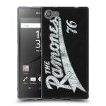 Porovnání ceny HEAD CASE Designs Silikonové pouzdro na mobil Sony Xperia Z5 Compact HEAD CASE The Ramones - TEAM 76